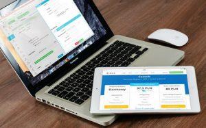Présentation application web